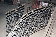 Сборка балкона