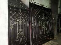 Кованые заборы, ворота, двери :: Кованые ворота и калитка
