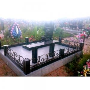 Оградка на могилу 299 - 4200 руб/метр