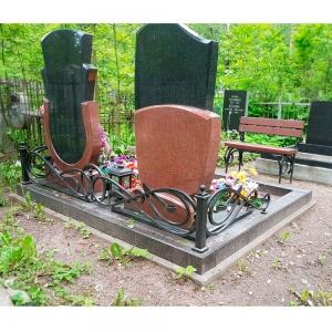 Оградка на могилу 278 - 6500 руб/метр