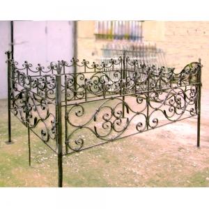 Оградка на могилу 264 - 14500 руб/метр