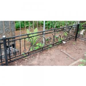 Оградка на могилу 244 - 5800 руб/метр