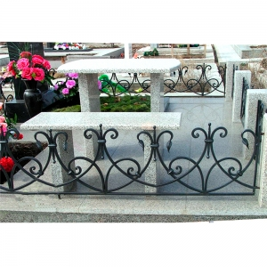 Оградка на могилу 214 - 3900 руб/метр