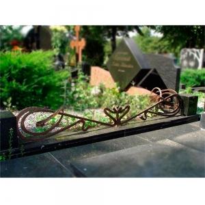 Оградка на могилу 323 - 6600 руб/метр