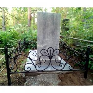 Оградка на могилу 246 - 5450 руб/метр
