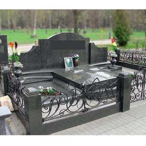 Оградка на могилу 372 - 9500 руб/метр
