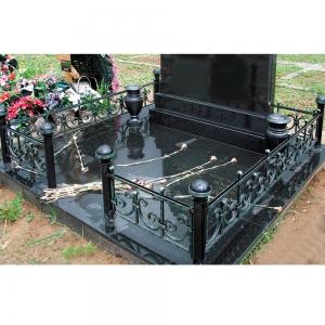 Оградка на могилу 216 - 6600 руб/метр