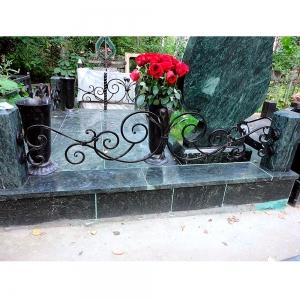 Оградка на могилу 273 - 6200 руб/метр