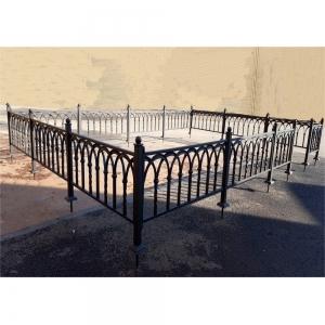 Оградка на могилу 206 - 4400 руб/метр