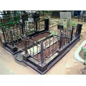 Оградка на могилу 259 - 8650 руб/метр