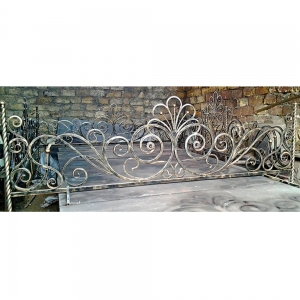 Оградка на могилу 378 - 14500 руб/метр
