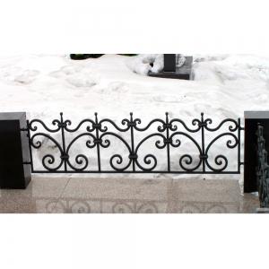 Оградка на могилу 228 - 4100 руб/метр