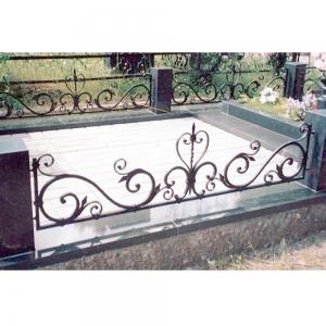 Оградка на могилу 308 - 5600 руб/метр