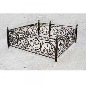 Оградка на могилу 292 - 12500 руб/метр