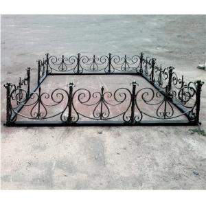 Оградка на могилу 226 - 7800 руб/метр