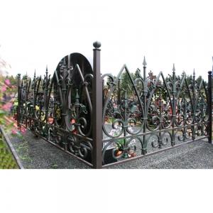 Оградка на могилу 242 - 15500 руб/метр